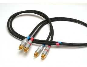 Acoustic Revive LINE-1.0 TripleC-FM Interconnect Cables