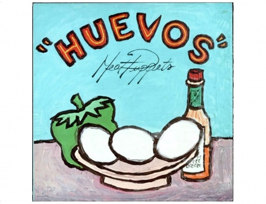 Meat Puppets - Huevos - CD