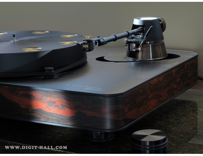 Viv Lab Rigid Float RF/Ha Tonearm