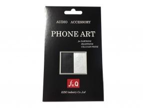 """fo.Q"" Phone Art Thin Damping Tape for Tuning SB-01"