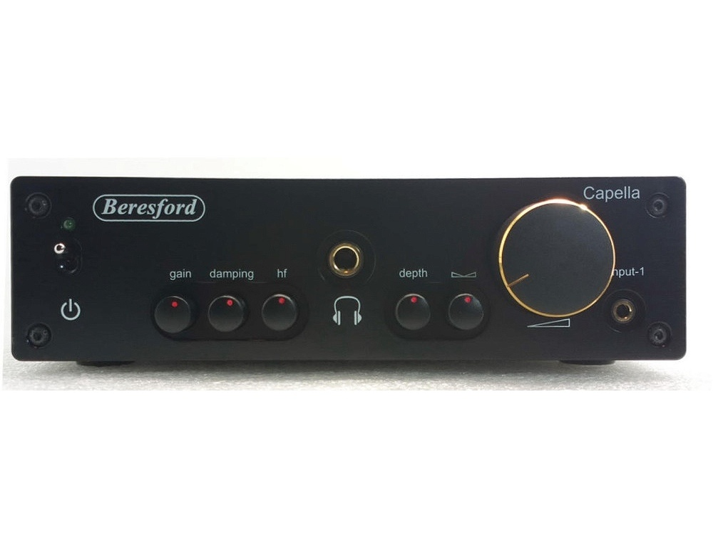 Beresford Capella Headphone Amplifier Playstereo