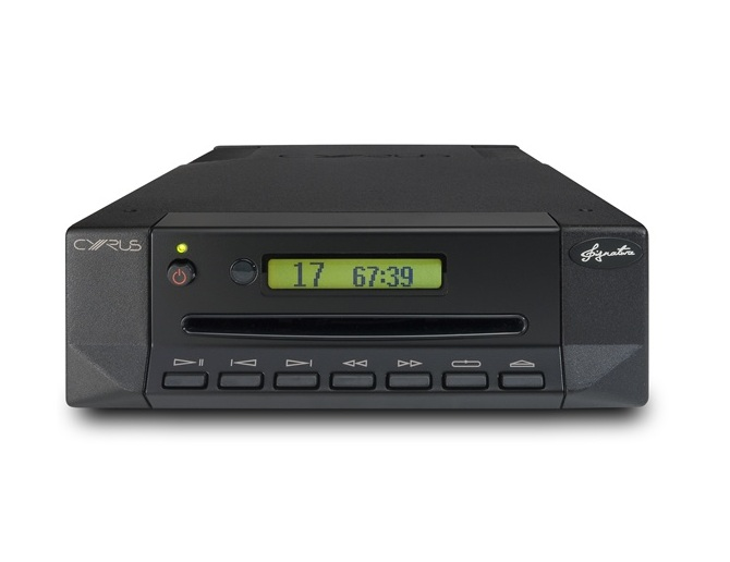 Cyrus CD xT Signature CD Transport