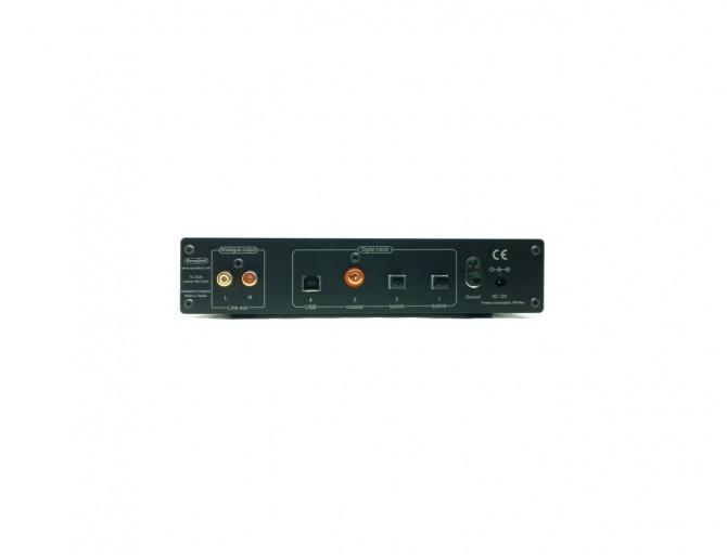 Beresford Caiman SEG DAC-USB/COAX/TOSLINK e Preamplificatore digitale 24bit/96Khz