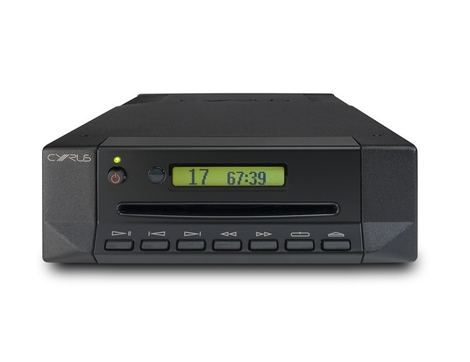 Cyrus CD i - CD Player