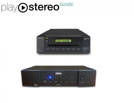 CD reading system - Cyrus Audio CD Xt + Metrum Pavane DAC