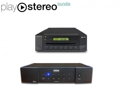 Sistema di lettura CD - Cyrus Audio CD Xt + Metrum Pavane DAC