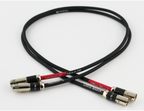 Tellurium Q Ultra Black XLR Balanced Interconnects
