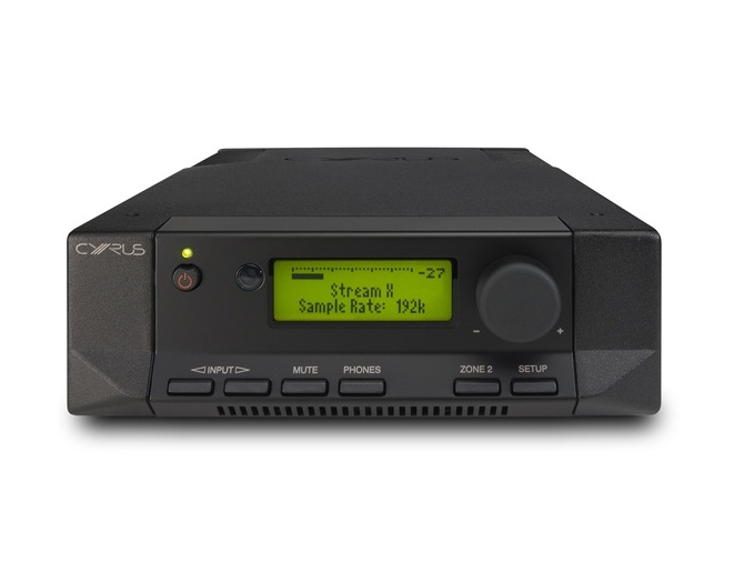 Cyrus Audio 6 DAC Integrated Amplifier with DAC