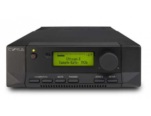 Cyrus Audio 6 DAC Amplificatore Integrato con DAC