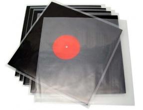 100 PlayStereo Album Sleeves 3mil.