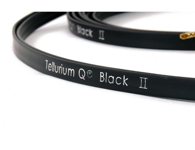 Tellurium Q Black II Speaker Cables