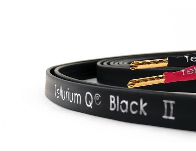 Tellurium Q Black II Cavo per diffusori
