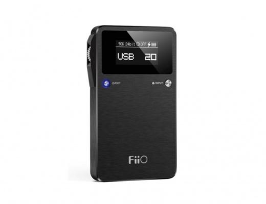 FiiO E17K Alpen 2 DAC USB con amplificatore per cuffie portatile [b-Stock]