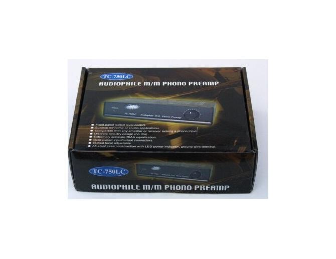 TCC TC-750LC Phono Preamplifier [b-Stock]