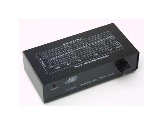 TCC TC-750LC Preamplificatore Phono [b-Stock]