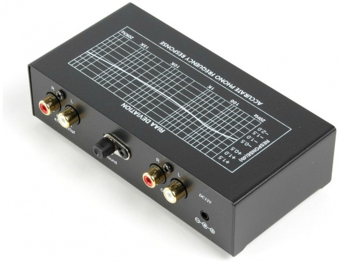 TCC TC-750 Preamplificatore Phono [b-Stock]