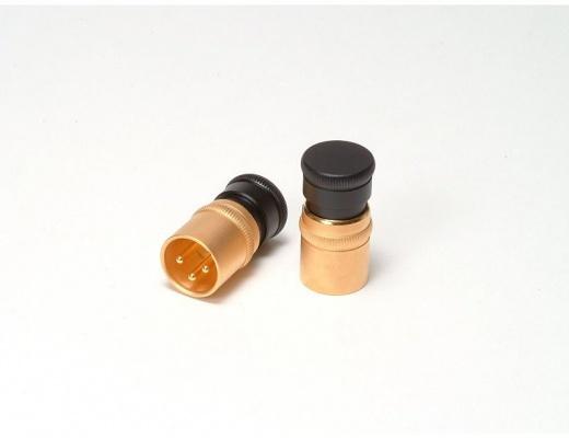 Copripresa Acoustic Revive BSIP-2F Short Plug per input XLR (Set di 2)
