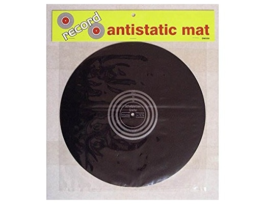 Antistatic Felt Turntable Mat with Strobe