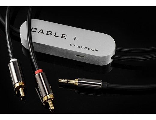 Burson Audio Cable+ Pro Impedance Matching Interconnect Cables