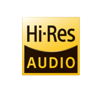 Logo Hi-REs Audio - Japan Audio Society