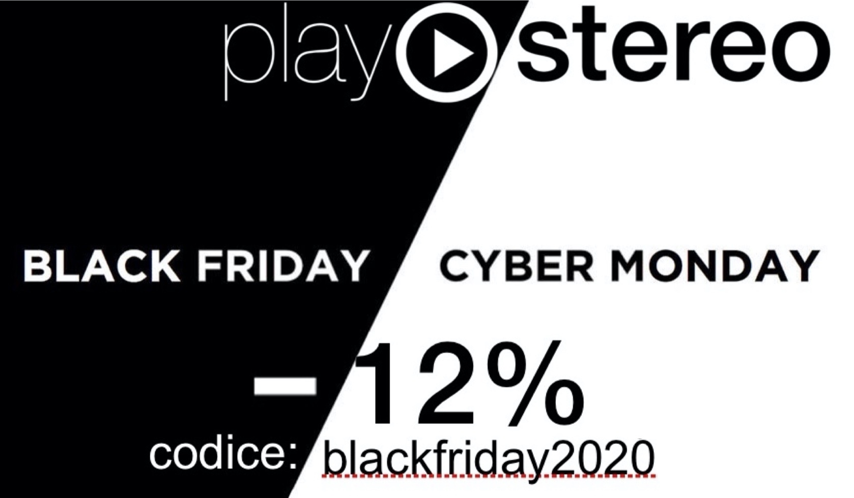Black Friday / Cyber Monday 2020