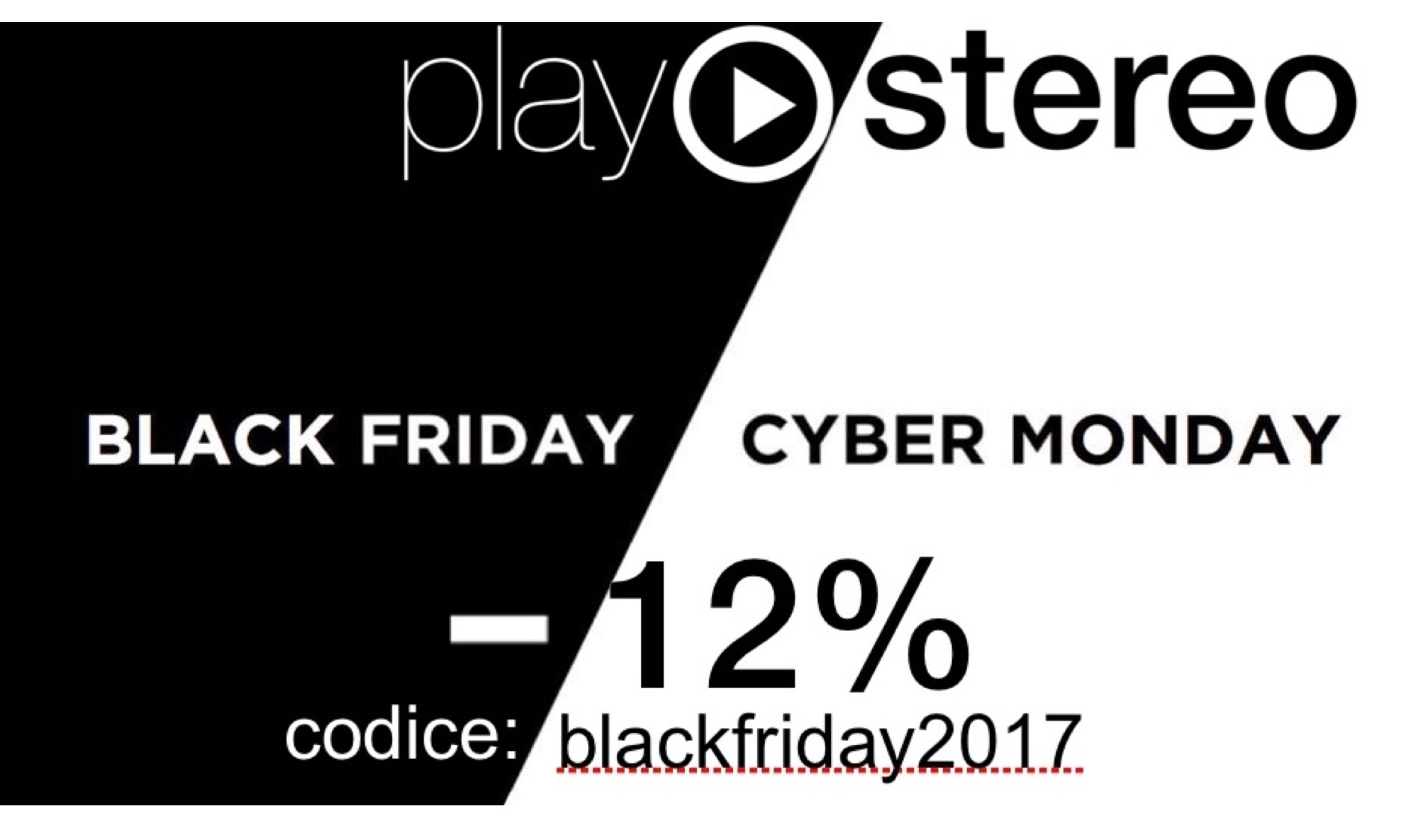 2017 Black Friday / Cyber Monday